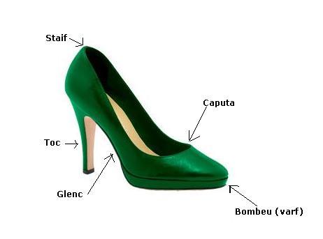 Anatomia unui pantof