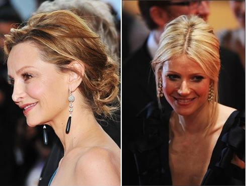 Calista Flockhart si Gwyneth Paltrow