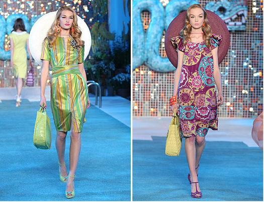 Christian Dior Cruise Colelction 2009