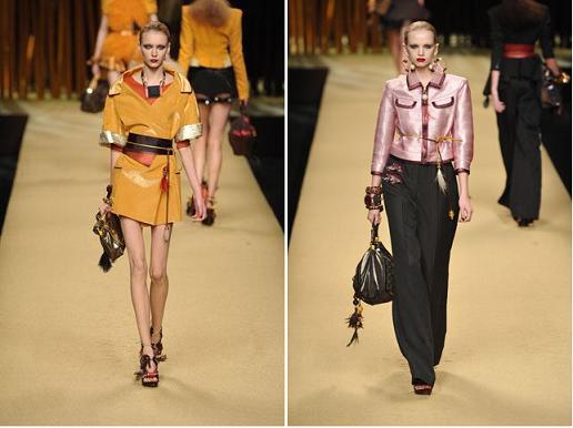 Louis Vuitton primavara-vara 2009