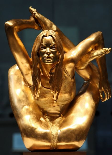 The Siren, varianta in aur