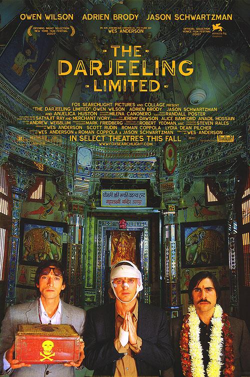 Posterul filmului Darjeeling Limited