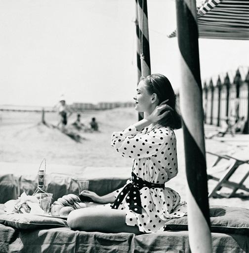 fotografie de Henry Clarke, 1956