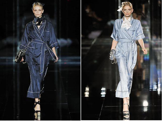 Dolce & Gabbana S/S 09