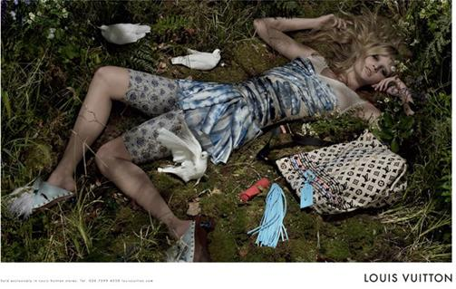 Campania Louis Vuitton spring-summer 2010