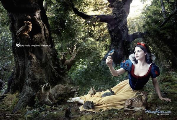 Rachel Weisz este Alba ca Zapada