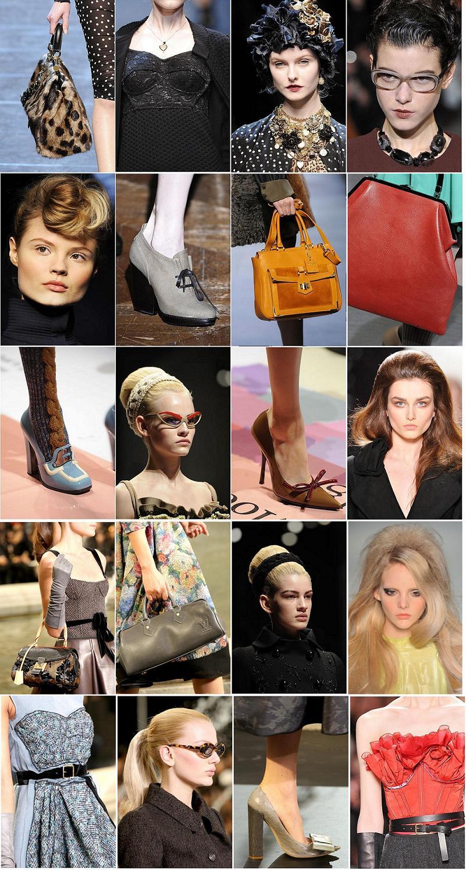 Detalii si accesorii: Dolce & Gabbana, Rochas, Nina Ricci, Marni, Louis Vuitton, Fendi