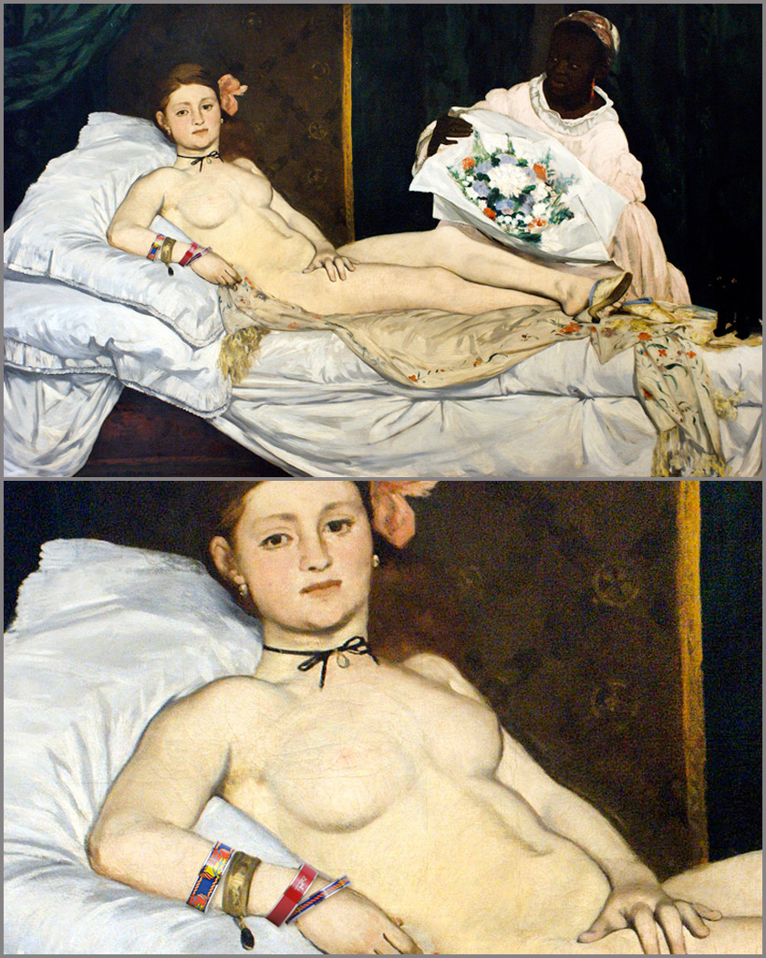 Eduard Manet, Olympia (1863)
