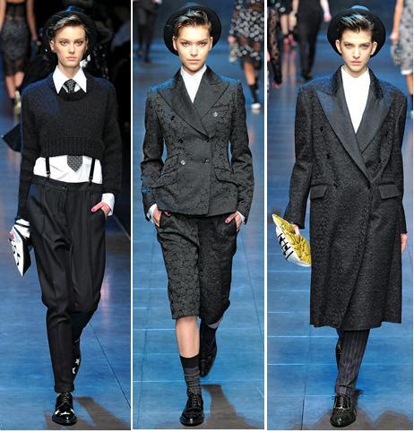 Dolce & Gabbana A/W 2011