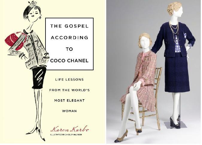 Karen Karbo: Coco Chanel - un mit (publicata de editura Ponte)