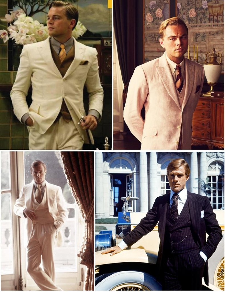 Stilul lui Jay Gatsby