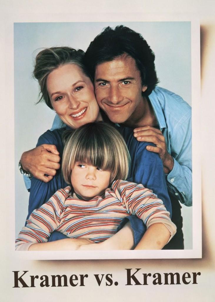 posterul filmului Kramer contra Kramer