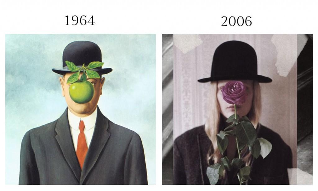 Rene Magritte si Tim Walker