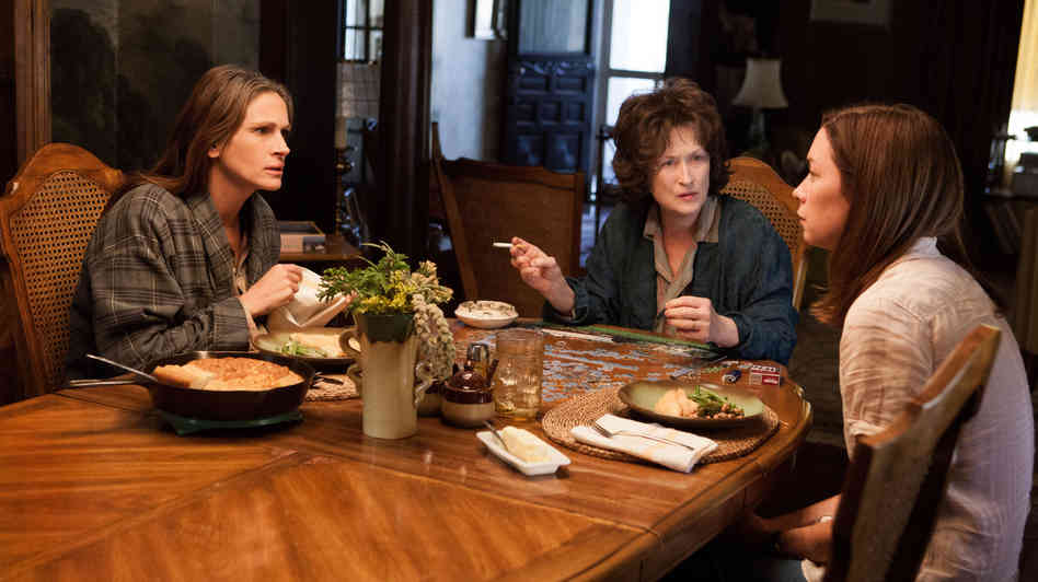 scena din August Osage County