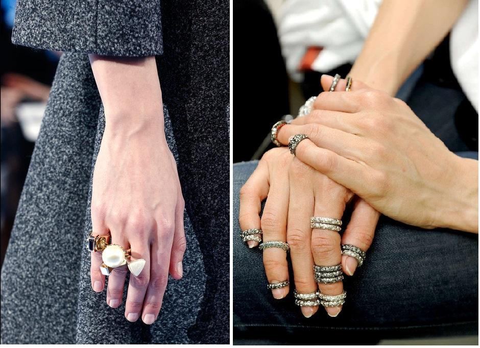 Dior Chanel FW 2013