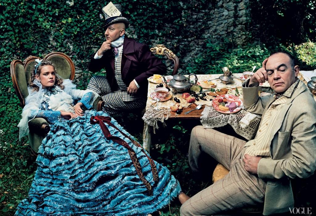 Vogue: the Editor's Eye; pictorial realizat de Grace Coddington