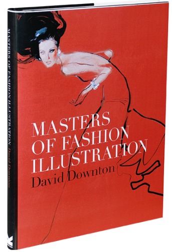 Masters of Fashion Illustration: concurs StyleDiary & BooksExpress
