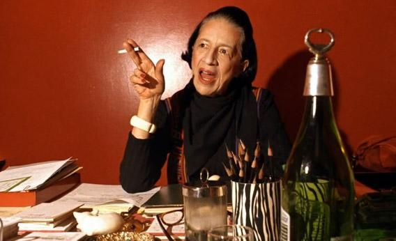 Diana Vreeland: The Eye has to Travel - concurs Style Diary & BooksExpress