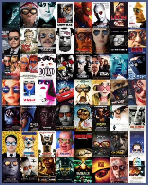 Ochelari de soare... ca-n filme: concurs OPTIblu si Style Diary