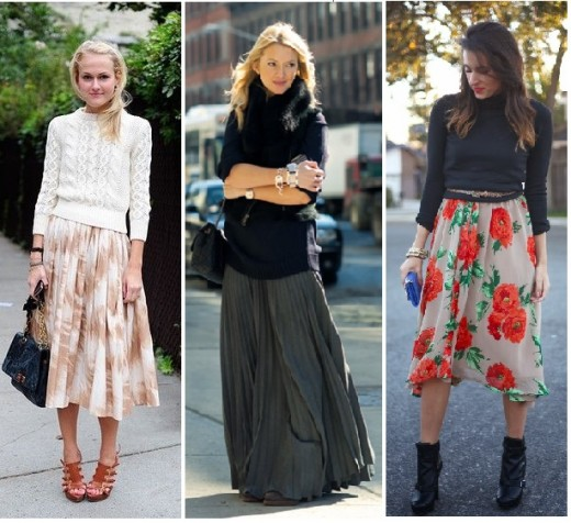 Ce facem toamna cu rochiile si fustele de vara?