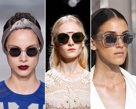 Vara 2015 si ochelarii de soare in tendinte: rame retro