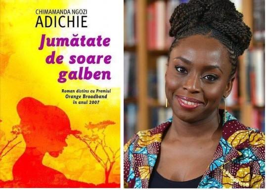 Jumatate de soare galben, Chimamanda Ngozi Adiche