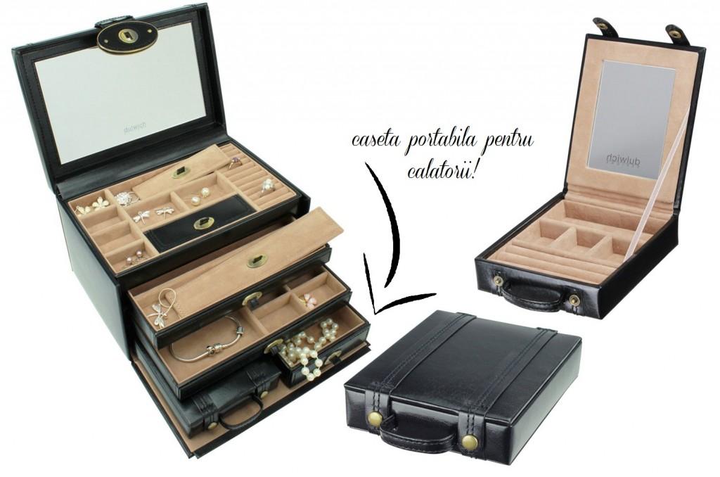 Anatomia unei cutii de bijuterii