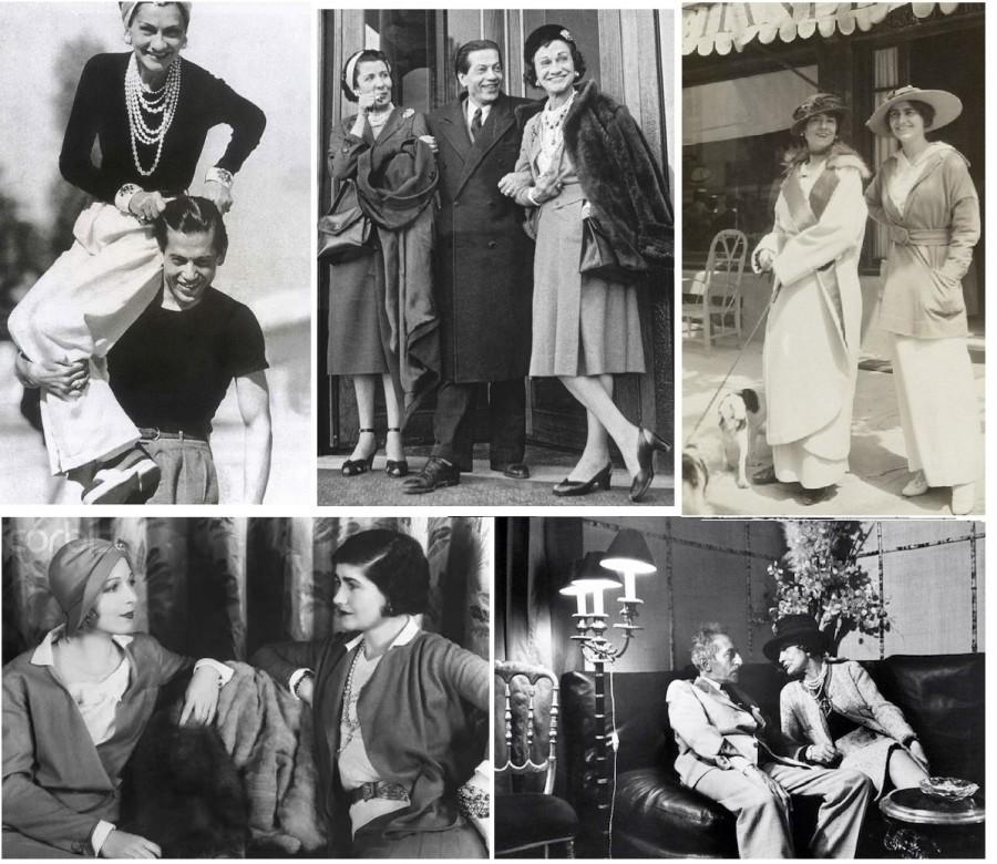 Chanel si oamenii din viata ei