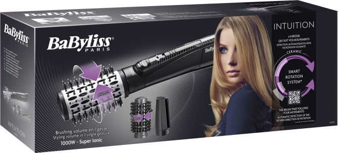 BaByliss Intuitive Rotating Brush