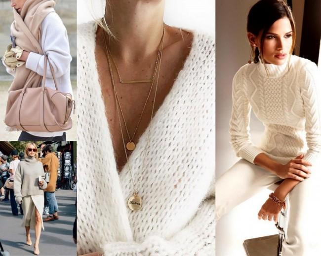 Ce culori purtam iarna?