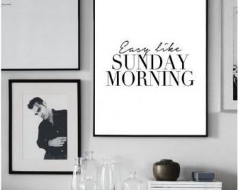 Easy like a Sunday morning #25