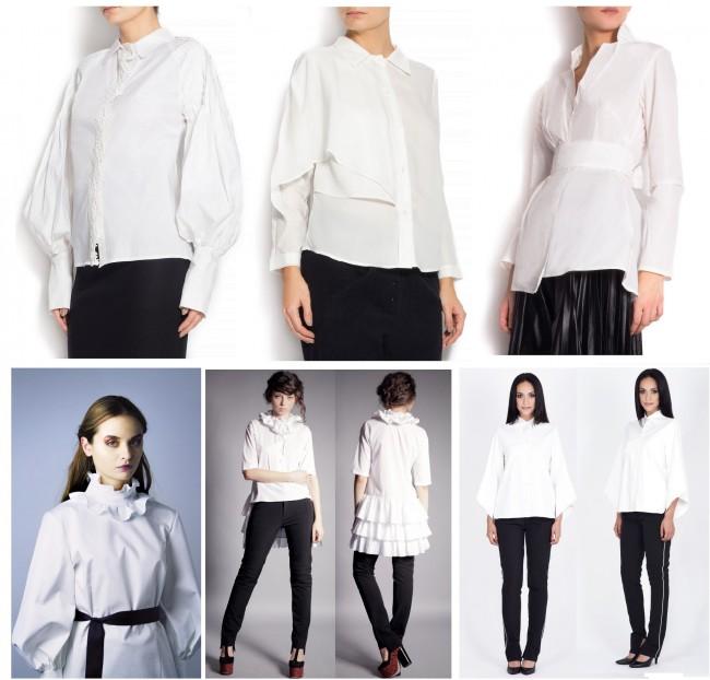 camasi albe