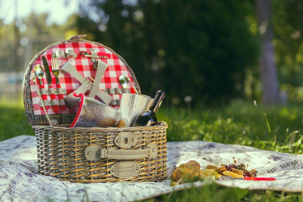 cos picnic 2 persoane Saumur -1