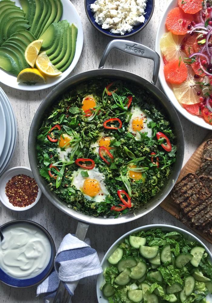 green-shakshuka-chard-kale-zucchini